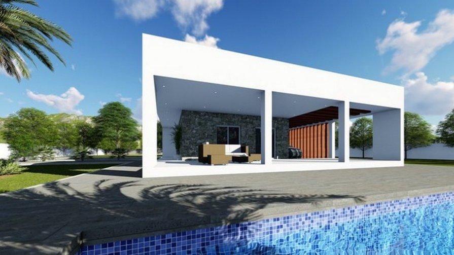 New build modern villas