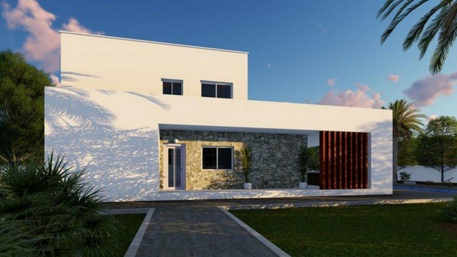 Villa For Sale In Canada Del Trigo 155 000 Cf1335