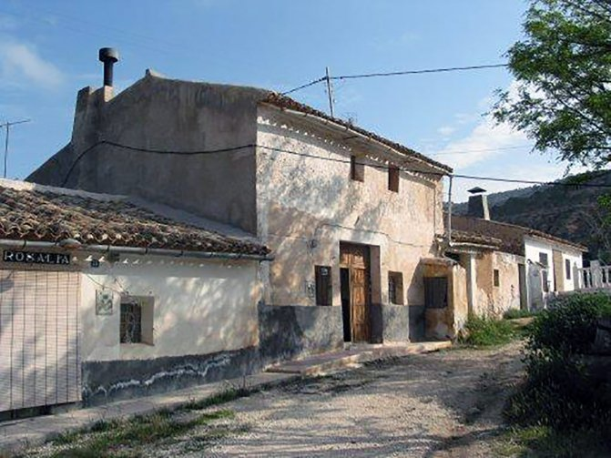 Country House in Pinoso