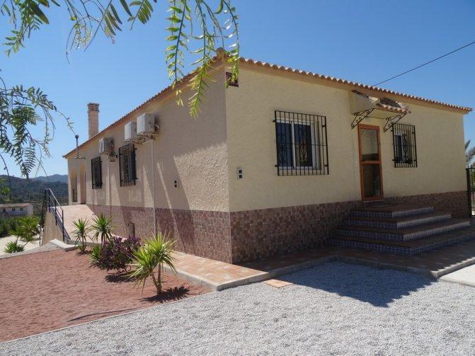 Villa Rio Chicamo