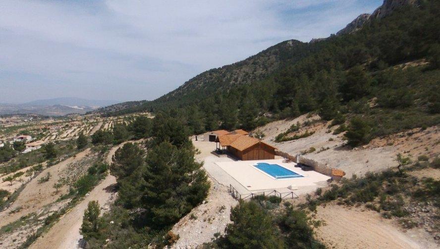 Casa de campo - La Zarza