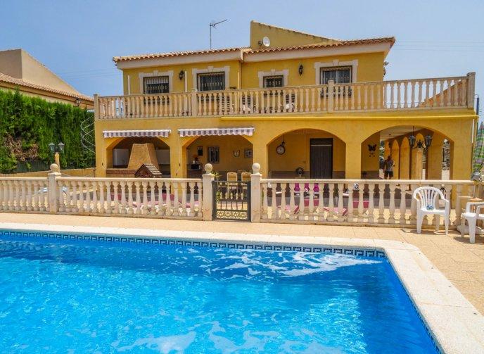 Villa Banos de Fortuna