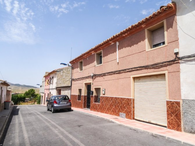 Stad/dorpswoning - Alguena