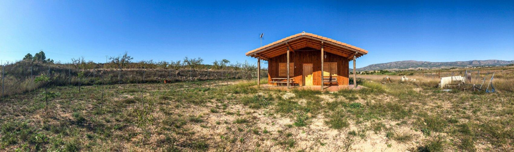 Wooden House Ubeda