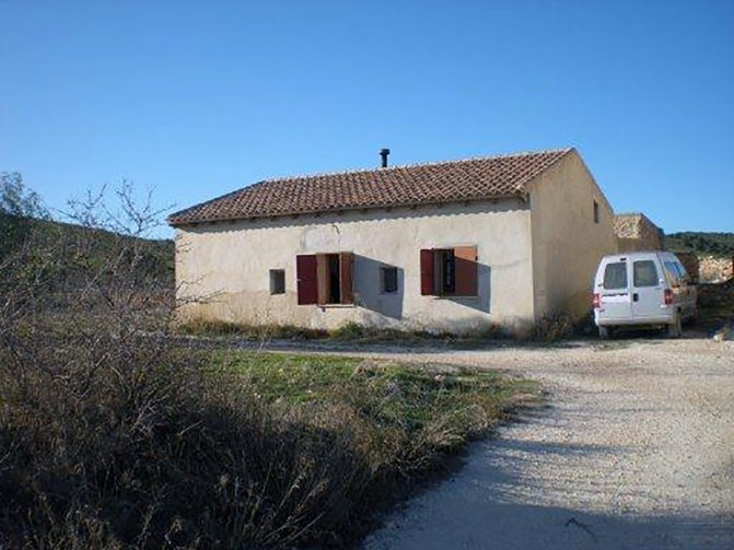 Delightful country cottage, Pinoso