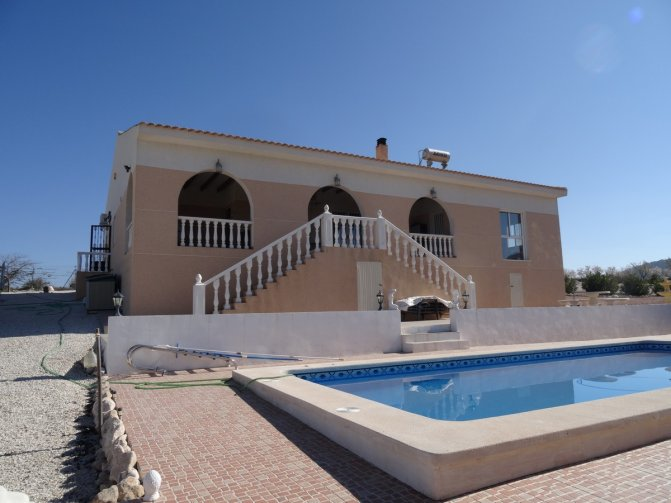 Villa Sosegada