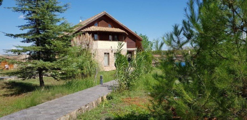 Casa de campo - Villena