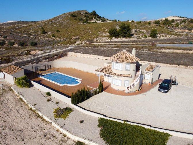 Villa de la Colina