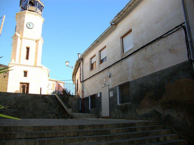 El Reloj Town House