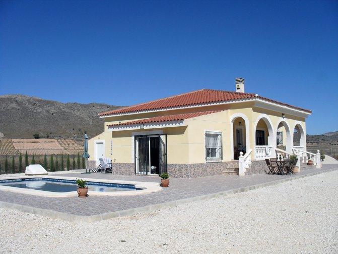 Villa For Sale In Canada De La Lena 194 000 Cf140