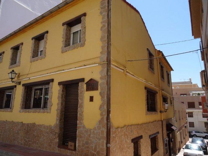 Apartment and Gymnasium