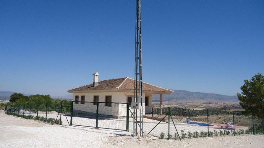 Villa with views - new build