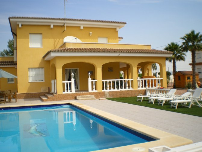 Exclusive Villa in Aspe