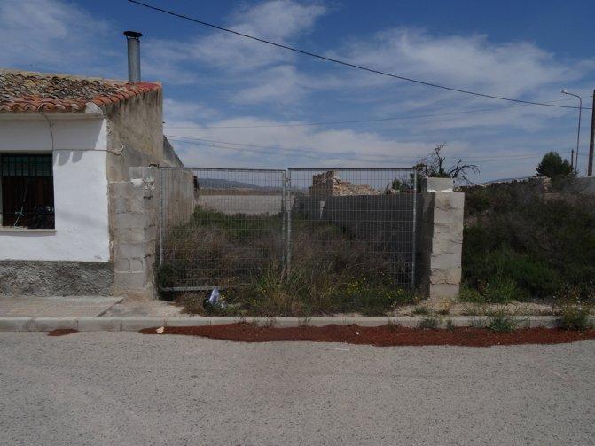 Building plot - village location
