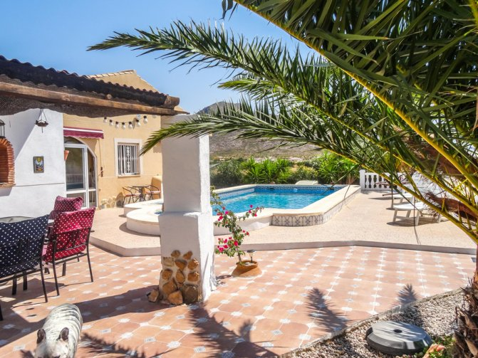 Villa in Barbarroja