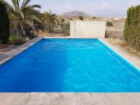 3 Bed with Pool - Walk in Condition in Monovar