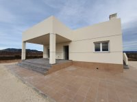 New Modern Villa in Pinoso