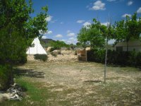 Superb Legal Campsite with 3 bed villa