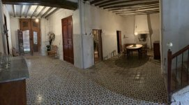 2 Country Houses with 2 Bodegas and a Huge Courtyard