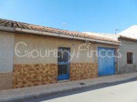 Project Town House in Pinoso