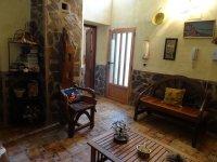 Rustic Village House