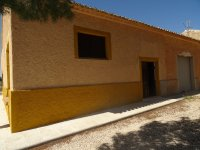 Farmhouse and bodega