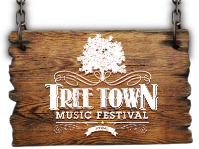 Tree Town Music Festival Logo