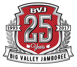 Big Valley Jamboree - Celebrating 25 Years of Tradition
