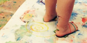 Messy Gallery sessions at Lancaster Arts at Lancaster University