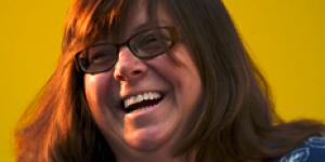 Alison King, Chief Executive of Turtle Key Arts
