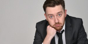 Tony Jameson presents his comedy show