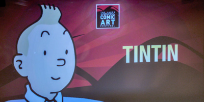 Lakes International Comic Art Festival 2016: Asterix vs Tintin debate