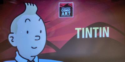 Lakes International Comic Art Festival 2016: Asterix vs Tintin debate