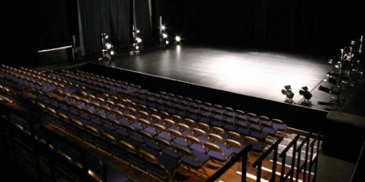 One of 3 theatres in Lancaster: the Nuffield Theatre is Lancaster's only professional black-box theatre.