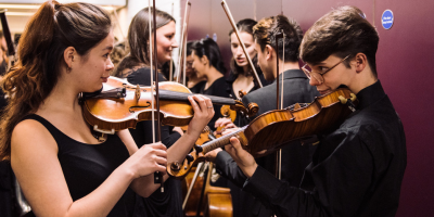 RNCM Chamber Orchestra play at Lancaster Arts on 22 March 2018