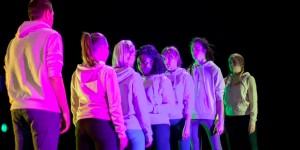 LU LICA Theatre Students present their annual theatre showcase at the Nuffield Theatre, Lancaster