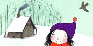 Tutti Frutti and York Theatre Royal present the children and family show 'Snow Child' by Emma Reeves on Tuesday 27 November 2015 at The Nuffield Theatre, Lancaster University.