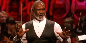 Sir Willard White appears with the Brodsky Quartet on Saturday 28 January 2017 at the Great Hall, Lancaster University