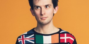 Character comedian Kieran Hodgson returns with the surprising tale of how Britain joined Europe in the first place. Nuffield Theatre, Lancaster. Friday 8 March 2019.