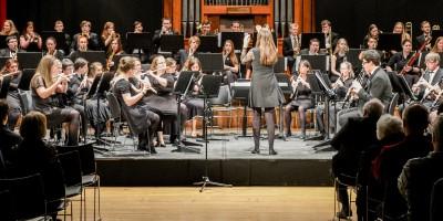University of Lancaster's Music Society Alumni Concert within the Great Hall, Lancaster University