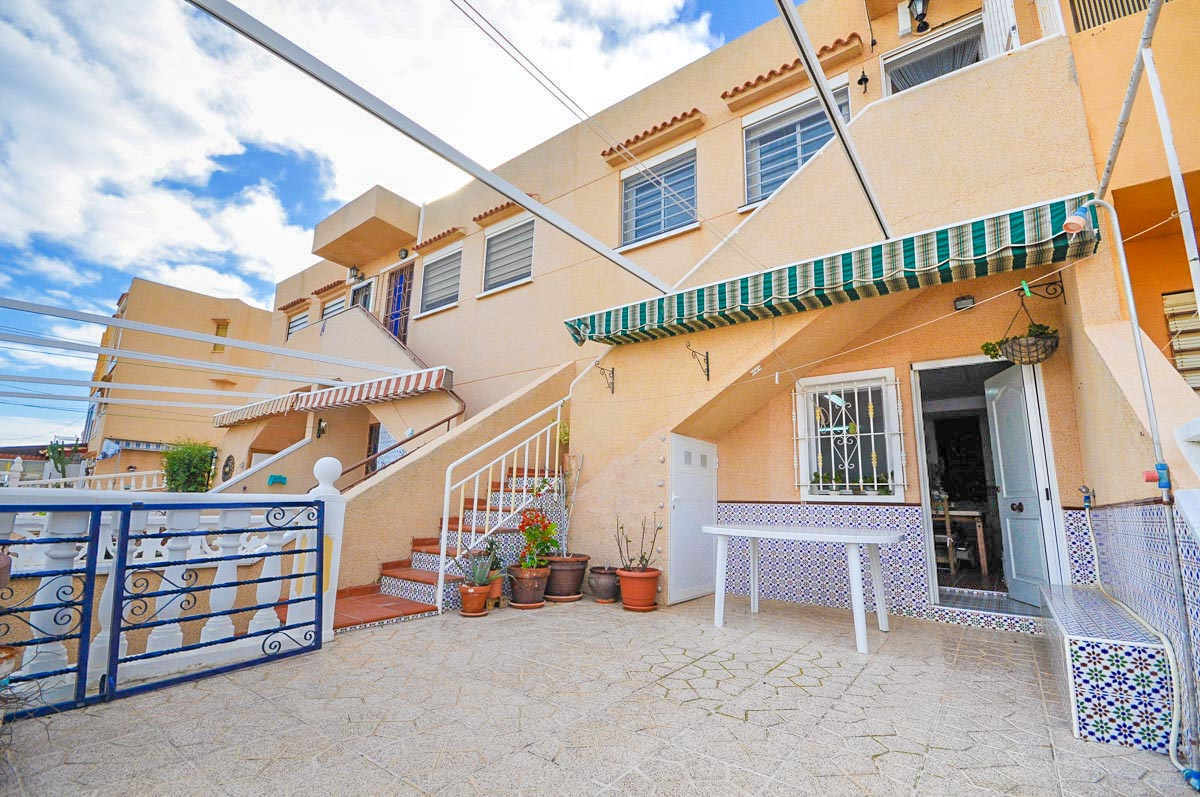 Ref:GA-36027 Townhouse For Sale in Gran Alacant