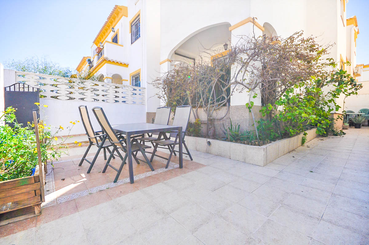 Ref:GA-67522 Townhouse For Sale in Gran Alacant