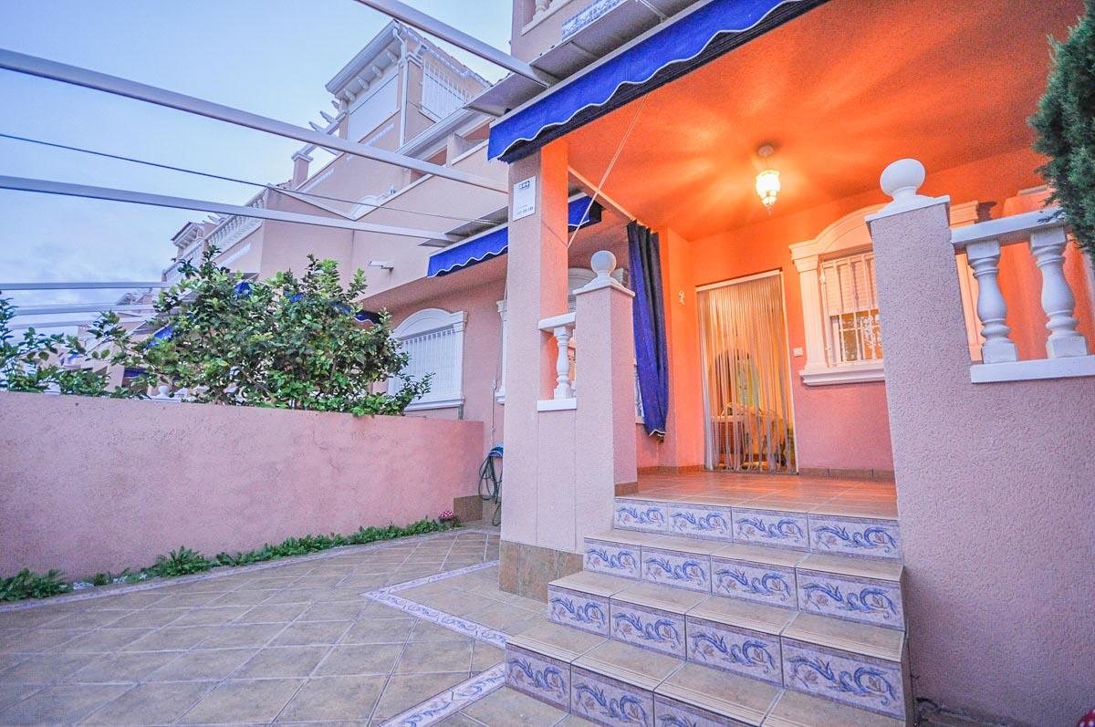 Ref:GA-62585 Townhouse For Sale in Santa Pola