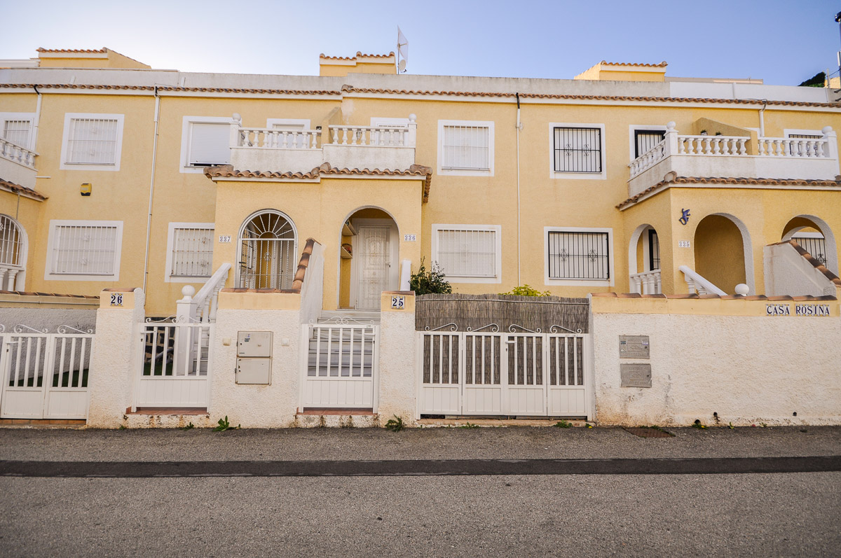 Ref:GA-55214 Townhouse For Sale in Gran Alacant