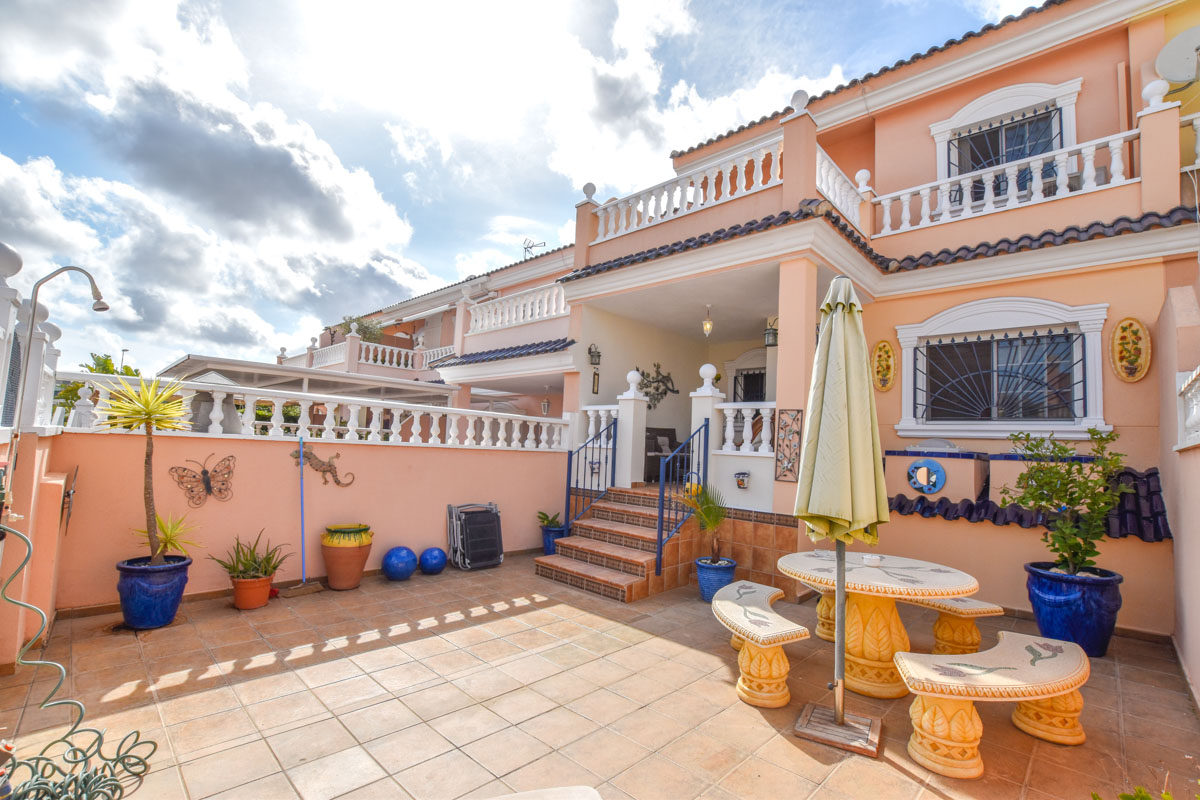 Ref:GA-59251 Townhouse For Sale in Gran Alacant