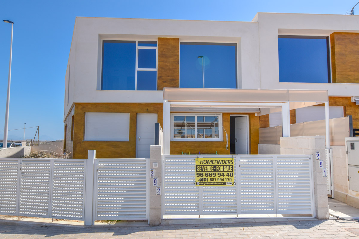 Ref:GA-99711 Townhouse For Sale in Gran Alacant