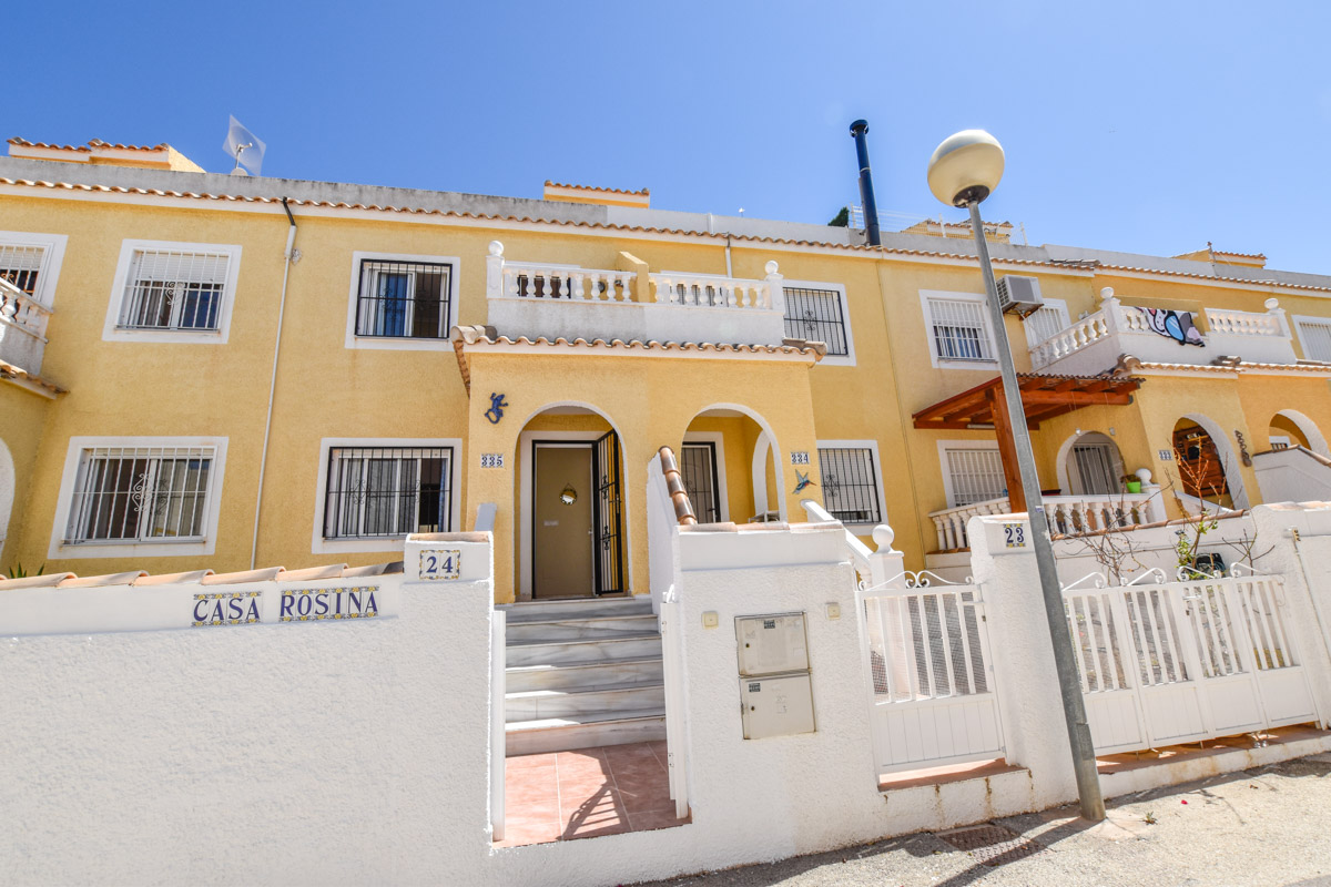 Ref:GA-69470 Townhouse For Sale in Gran Alacant