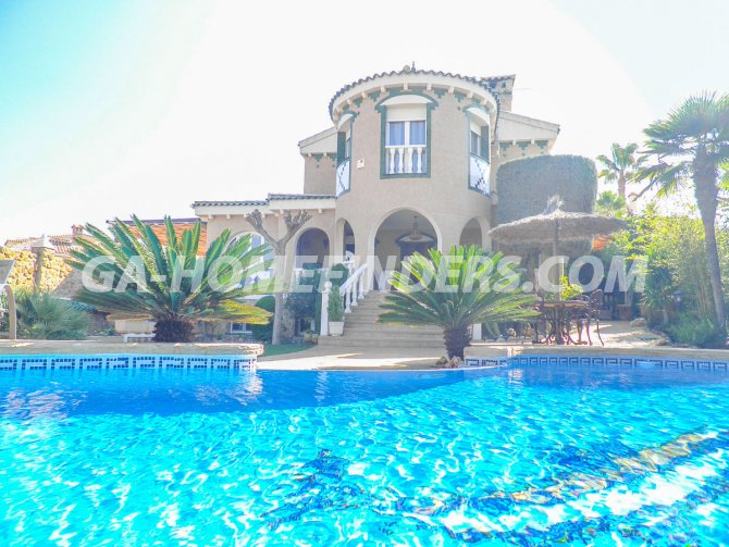 Chalet Independiente in Gran Alacant