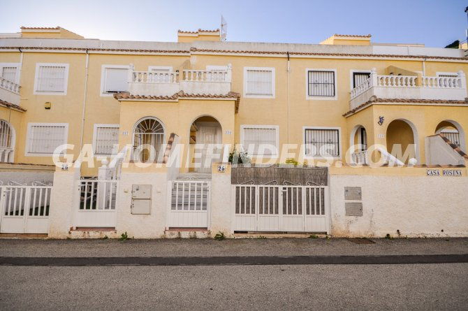 Townhouse in Gran Alacant
