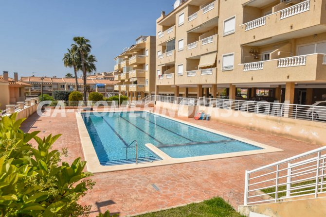 Apartment in Santa Pola